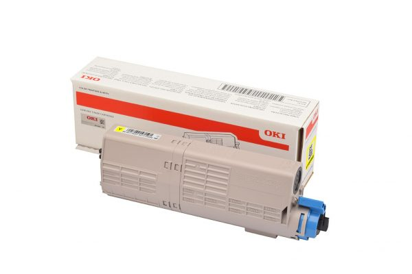 Žltý toner do C532/C542/MC563/MC573 (1500 strán)