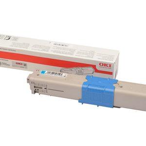 Toner azúrový 46508711 (3000 strán)